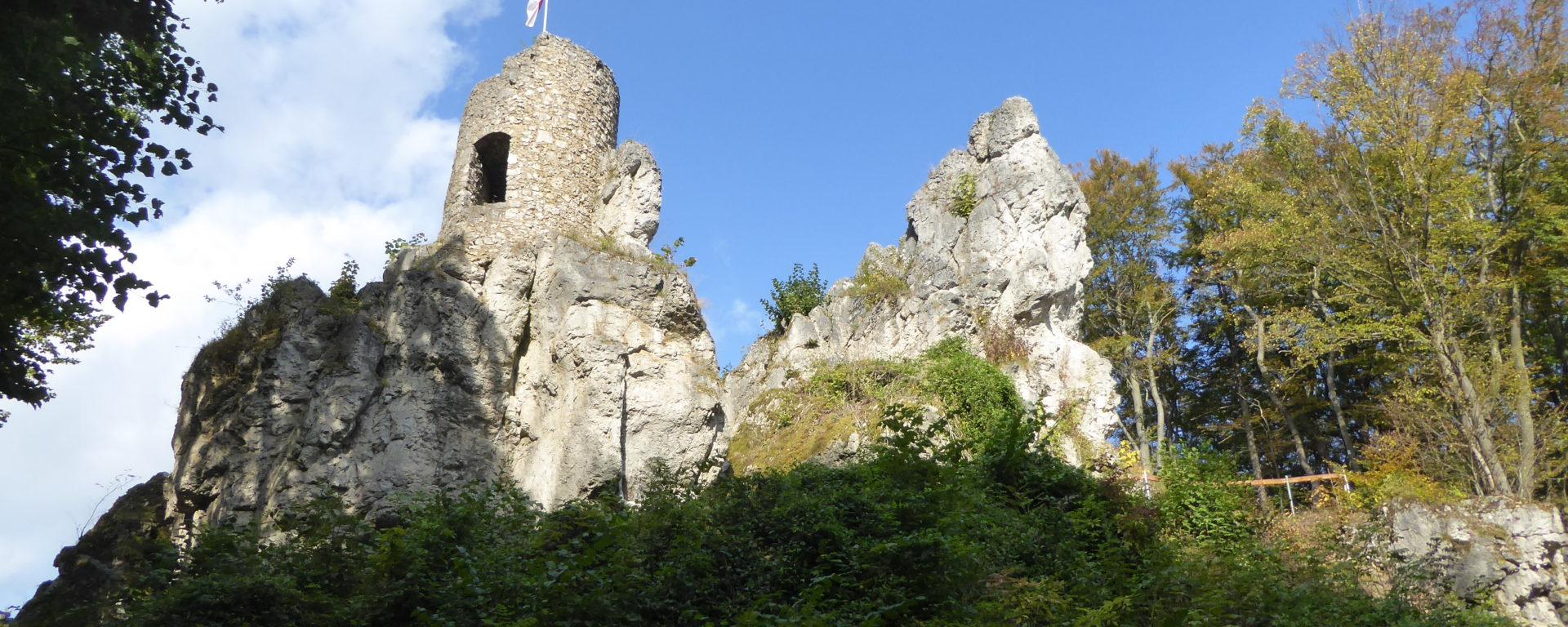 Ruin Stierberg